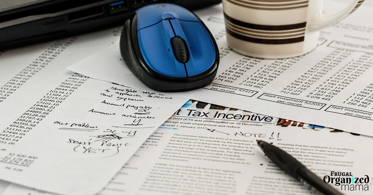 NZ IRD and Tax Refund Information - Frugal Organized Mama